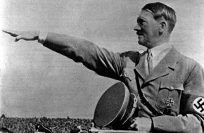 hitler for height