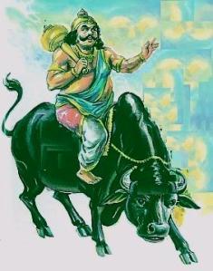 lighttravelaction_half_marathon_indian-mythology_yama